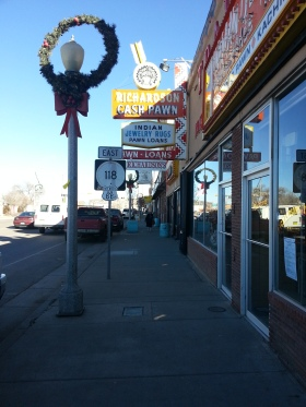 Downtown Gallup, NM